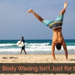 total body wax for men