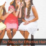 effective hair removal