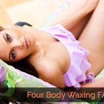 Body waxing FAQs