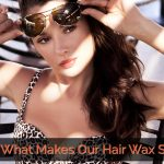 hair waxing services